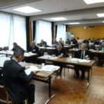 大阪府立園芸高等学校会議室