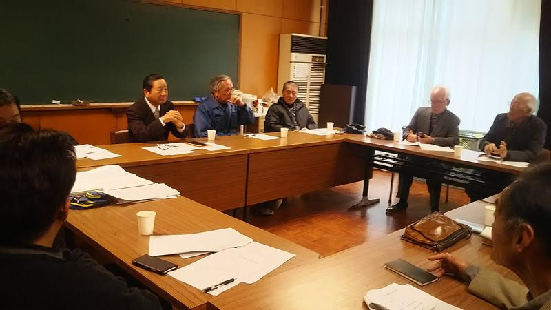 第1回 役員会、幹事会を開催